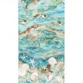 White Sands - Beach Multi Digitally Printed Panel