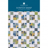 Nine Patch Swap Quilt Pattern by Missouri Star
