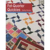 Fat-Quarter Quickies Book
