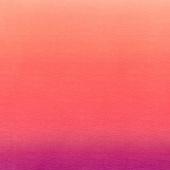 Gelato Ombre - Purple to Peach to Coral Yardage