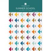 Summer School Quilt Pattern by Missouri Star