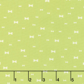 Clover Hollow - Fancy Leaf Green Yardage