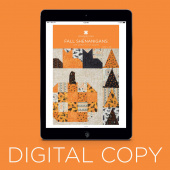 Digital Download - Fall Shenanigans Pattern by Missouri Star