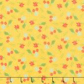 Summer Sweet - Bouquet Sunshine Yardage