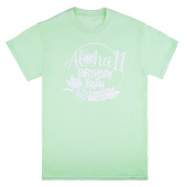 Missouri Star Aloha Birthday Bash 2019 Mint T-Shirt - Large