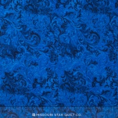 Wilmington Essentials - Sapphire Sky Embellishment Royal Blue Yardage