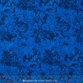 Wilmington Essentials - Sapphire Sky Embellishment Royal Blue Yardage