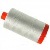 Aurifil 50 WT Cotton Mako Large Spool Thread Muslin