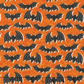 Bats and Black Cats - Night Flight Orange Yardage