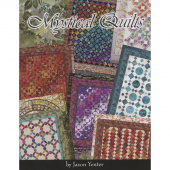 Mystical Quilts Book Featuring The Diaphanous Collection