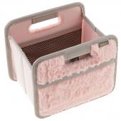 Plush Mini Foldable Box - Dreamy Rose