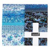 """Regency Metallic 10"""" Squares"""