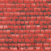 Autumn Grove - Shingles Red Yardage