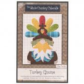 Turkey Gnome Precut Fused Appliqué Pack