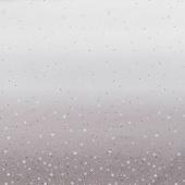 Ombre Fairy Dust Metallic - Graphic Grey Yardage