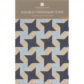 Double Friendship Star Quilt Pattern by Missouri Star
