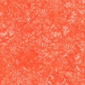 Floralicious Batiks - Morris Foulard Flame Yardage