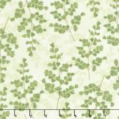 Flower Show - Maidenhair Fern Green Yardage