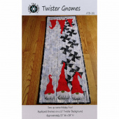 Twister Gnomes Pattern