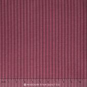 Ticking Away - Mulberry Yardage
