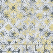 Zephyr - Starbursts Storm Metallic Yardage