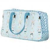 Melissa Mortenson's Retro Weekender Bag Fabric Kit