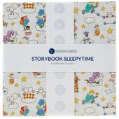 """Storybook Sleepytime 10"""" Squares"""