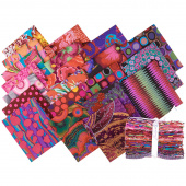 Kaffe Fassett Collective August 2020 Hot Fat Quarter Bundle