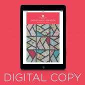Digital Download - Sashed Half Hexagon Pattern by Missouri Star