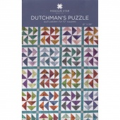 Dutchman's Puzzle Pattern by Missouri Star