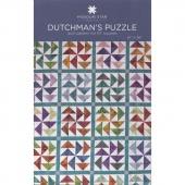 Dutchman's Puzzle Pattern by Missouri Star