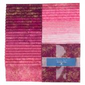 Artisan Spirit - Shimmer Hibiscus Metallic Tiles