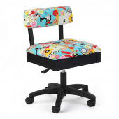 Hydraulic Sewing Chair - Sew Wow!