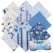 Welcome Winter Fat Quarter Crystals