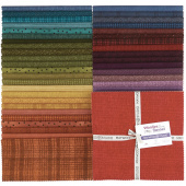 "Woolies Flannel Colors Vol. 2 10"" Squares"