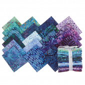 Artisan Batiks - Natural Formations 3 Ocean Fat Quarter Bundle
