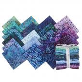 Artisan Batiks - Natural Formations 3 Ocean Fat Quarter Bundle