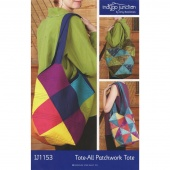 Tote-All Patchwork Tote