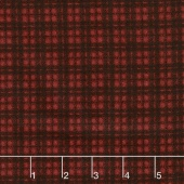 Woolies Flannel - Red Plaid Yardage