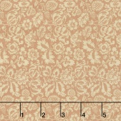 William Morris - Venitian 1872 Rose Yardage