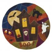 Spooky House Crazy Table Mat Kit