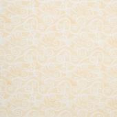 Wilmington Essentials - Vanilla Cream Swirly Scroll Ivory Yardage