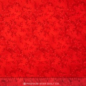 Folio Basics - Sprig Red Hot Yardage