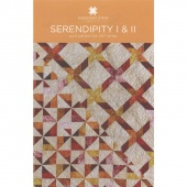 Serendipity 1 & 2 Quilt Pattern by Missouri Star