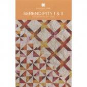 Serendipity 1 & 2 Quilt Pattern by Missouri Star