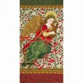 Holiday Flourish 9 - Traditional Colorstory Holiday Metallic Panel