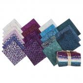 Graphic Jewels Batiks Fat Quarter Bundle