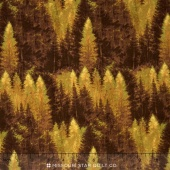 Majestic Outdoors - Majestic Forest Yellow Yardage