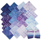 Artisan Batiks - Posies 4 Fat Quarter Bundle