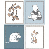 Winnie the Pooh - Characters Multi Panel
